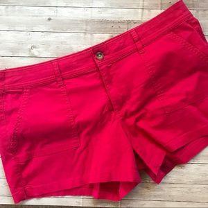 Corduroy Shorts Plus Size